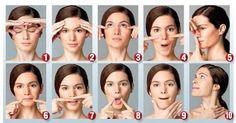 Yüz Germe Hareketleri Zamana ve yerçekimine karşı koyamayan yüzümüz için bir kaç yüz germe hareketi ile beklenen sonu geciktirebiliriz. Günde birkaç dakika ayırarak yapacağınız egzersizler cildinizin daha genç ve dinç görünmesini sağlayacaktır. Yaşlanmamak için kullandığınız pek çok üründen daha olumlu ve uzun süreli etkiler bırakacaktır. Yüzdeki mimikleri düzenli olarak yapmak cildi daha esnek, hızlı ve …