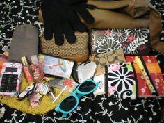 Inside My Purse :) why coach handbags so popular