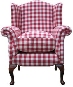 Classic ! Lady's wing chair