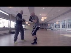 Coach Roger Eriksen / Mayweather Mittwork with Boxer/ Sanda/ MuayThai Figther Gunnar Moseng. 2018. - YouTube