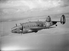 Lockheed Hudson in service with the RAF Coastal Command, 1940