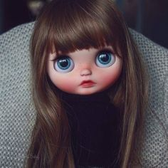 Custom Blythe Doll 'Verity' ♡