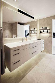 Beautiful modern bathroom Source by Modern Bathroom, Small Bathroom, Bathrooms, Bathroom Repair, Contemporary Baths, Trendy Furniture, Home Design Plans, Bathroom Interior Design, Kitchen Interior