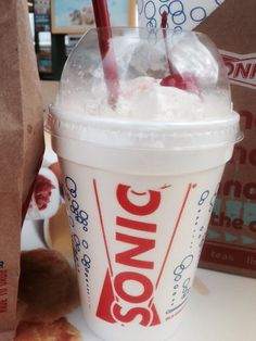 My pineapple shake was awesome! Boom. #Sonic