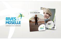 Stratégie de communication pour la communauté de communes Rives de Moselle
