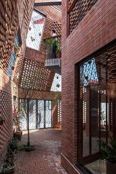 Gallery of Brick Cave / H&P Architects - 9
