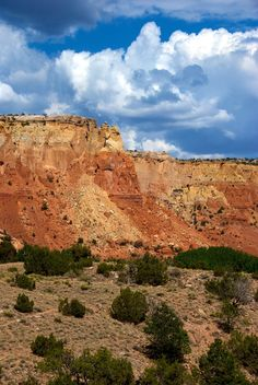 Red Earth Ghost Ranch, Abiquiu, New Mexico