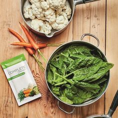 Healthy Snacks, Healthy Eating, Healthy Recipes, Juice Plus, Homemade Soup, Palak Paneer, Spinach, Meal Planning, Healthy Lifestyle