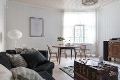Sykähdyttävä pala Turkua Turun I kaupunginosa on ainakin alueen asukkaiden mielestä yksi kaupungin parhaista paikoista asua. Akateemisen sivistyksen keskiössä, rehevän Tuomaanpuiston ja jokivarren läheisyydessä kiertävien katujen ja kujien varsilla asutaan kodikkaasti ja rennosti. Turun vanhimman  kadun, Piispankadun päässä historiallisella kasarmialueella sijaitsee 1900-luvun alussa valmistunut tunnelmallinen kahden puutalon ja pihasaunan kattava taloyhtiö.  Tämän kodin ensimmäinen asukas…