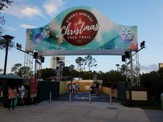 The Disney Springs 2017 Christmas Tree Trail opened this weekend and we were on hand to explore this year's display. The trail now features 25 Christmas trees, Christmas Photos, Christmas Tree, Downtown Disney, Disney Springs, Disney Love, Walt Disney World, Trail, Tours, Xmas Pics