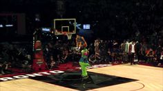 Crazy 360 FreeD Angles from the 2016 Slam Dunk Contest