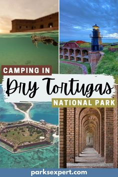 If camping on a secluded island in the middle of the Gulf of Mexico sounds perfect for you, click here for the ultimate guide to camping at Dry Tortugas National Park. camp at dry tortugas, dry tortugas camping, dry tortugas national park camping #drytortugas #drytortugasnationalpark #nationalparks #usa #florida