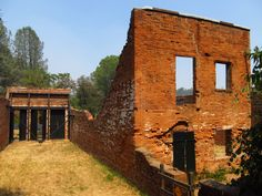 Visit These 9 Creepy Ghost Towns In Northern California At Your Own Risk