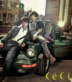 Donghae and Leeteuk