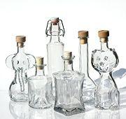 Flaschenland - Flaschen, Likörflaschen, Spirituosenflaschen, Weinflaschen, Essig-Ölflaschen, Korken & Zubehör