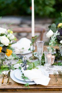 Event Planning: Isabelle Kline - http://www.stylemepretty.com/portfolio/isabelle-kline Venue: Stonewall Farm - http://www.stylemepretty.com/portfolio/stonewall-farm Photography: Tamara Gruner Photography - tamaragruner.com   Read More on SMP: http://www.stylemepretty.com/2016/11/10/yellow-fall-wedding-inspiration-shoot/