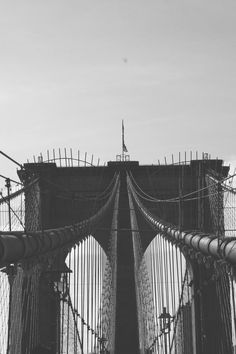 Free download of this photo: https://www.pexels.com/photo/construction-steel-cables-steel-bridge-30824 #black-and-white #newYork #construction