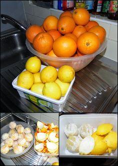 Kulinaria Margo: konfitura pomaranczowa