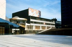 What The Demolition of OMA's Netherlands Dance Theatre Says About Preservation in Architecture