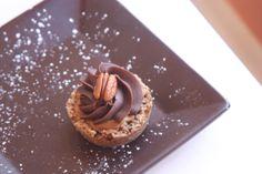 Gluten Free Turtle Tart at The Chocolate Dessert Cafe in Orem, Utah ( Utah Bakery Gluten Free) #DivaNY.com