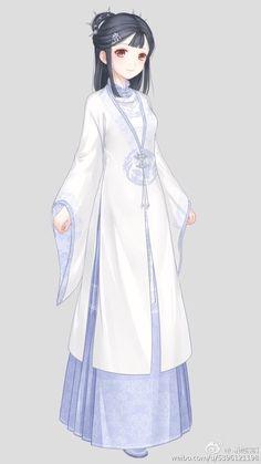 Pretty Japanese anime lady white dress black hair tied up Manga Girl, Anime Girls, Kleidung Design, Pretty Drawings, Anime Dress, Estilo Anime, Anime People, Beautiful Anime Girl, Cosplay