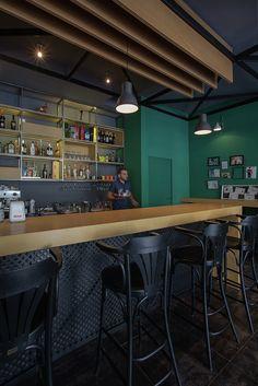 SHENDeVERË Bar,© Andrijana Tilic & Besian Mehmeti Architects