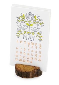 Log Your Life Calendar - Multi, Handmade & DIY, Spring, Summer, Fall, Winter