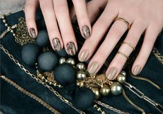 Marbled #NailArt by JINsoon | Sephora Beauty Board