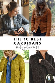 Fantastic Totally Free knitting cardigan 2020 Tips 10 Best Cardigan Knitting Patterns for Fall 10 Best Cardigan Knitting Patterns for Fall… Knit Cardigan Pattern, Sweater Knitting Patterns, Knit Patterns, Sweaters Knitted, Oversized Sweaters, Baby Sweaters, Rib Stitch Knitting, Baby Knitting, Knitted Baby