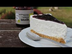 Cheesecake εύκολο και αφράτο (Video) Best No Bake Cheesecake, Pastry Design, Forest Fruits, Greek Recipes, Melted Butter, Cheesecakes, Vanilla Cake, Baking Recipes, The Best
