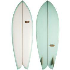 Almond Surfboards & Designs - Sandia Fish $825
