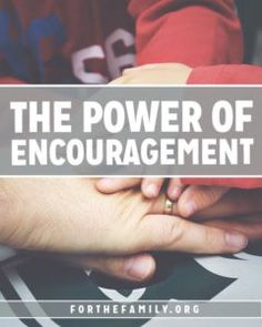 Are you experiencing difficult circumstances or perhaps, just change, in your family? Encouragement from others can be a life line. Here's why its so important for our own hearts and how we can learn how to encourage other families too!