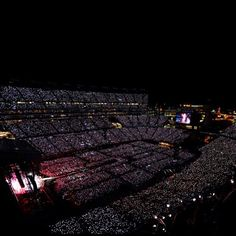 A 60,000 person dance party with Taylor Swift in Boston last night!