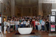 "A' Winners' Exhibition at ""MOOD"" Ex Chiesa di San Francesco, Como, Italy. Dates: 6-26 June 2017."