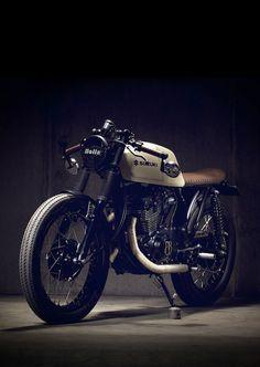 Suzuki #motorcycles #caferacer #motos | caferacerpasion.com