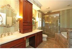 143 Beaufain St is #forsale in #charleston and has a gorgeous #masterbathroom with #marble and separate shower dunes properties www.dunesproperties.com