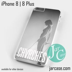 lauren mayberry CHVRCHES Phone case for iPhone 8 | 8 Plus