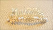 Bridesmaids Hair Accessories, Flowers, Pins, Barettes, Combs - Page 3