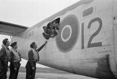 A Liberator crew of No. 311 (Czechoslovak) Squadron RAF