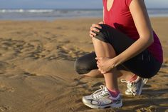 Feeling your workout in your shins? Try these 5 steps to keep the pain from coming back. #muscles #painrelief