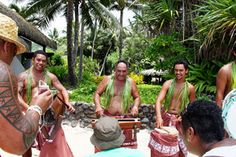 Witness an 'Island Night' at Pacific Resort #Rarotonga, sharing #CookIsland song and dance