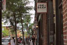 Montreal restaurant Joe Beef - On of the 8 coolest restaurants in Montreal