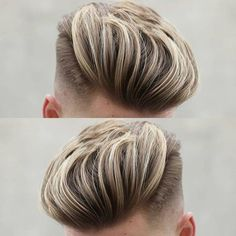 Classic Hairstyles for Medium Blonde Classic Hairstyles, Hairstyles Haircuts, Haircuts For Men, Mens Hairstyles Color, Hair And Beard Styles, Short Hair Styles, Mens Hair Colour, Hair Color For Man, Haircut And Color