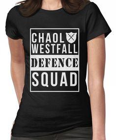 Chaol Westfall Defence Squad Women's T-Shirt