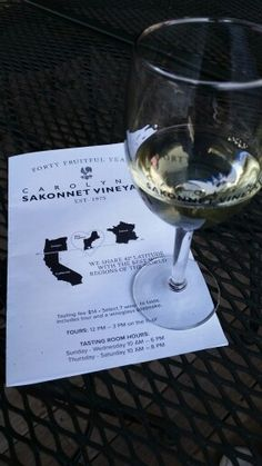 Carolyn's Sakonnet Vineyard, Little Compton, RI