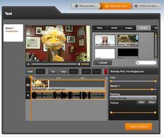 Free online video editor. Make a video using Shotclip.