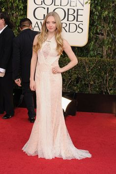 Amanda Seyfriend - 70th Annual Golden Globe Awards …
