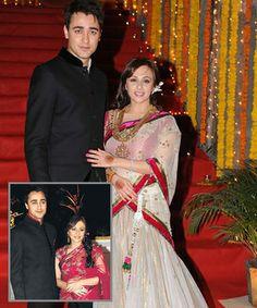 Imran Khan and Avantika Malik