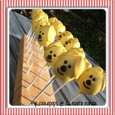 Pip van (woezel & pip)cakepops
