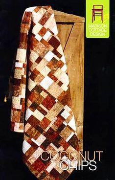 Quilt Pattern - Madison Cottage - Coconut Chips